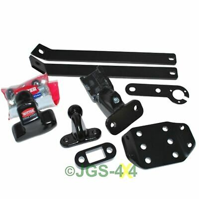 Land Rover Discovery 3 & 4 Height Adjustable Towbar Bracket WITTER - LR007484