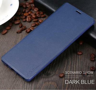 Ultra Slim Flip Stand Leather Case Shockproof Cover For Samsung Galaxy Phones