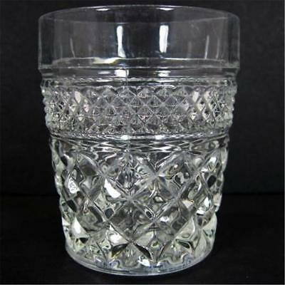 Anchor Hocking Wexford Double Old Fashioned On The Rocks Low Ball Tumbler