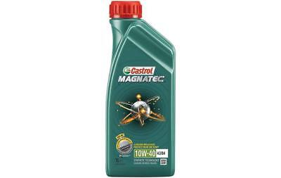 NEW Castrol Magnatec Part Synthetic Engine Oil 10W-40 A3/B4 API VW50101- 1 Litre