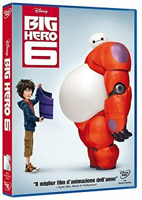 Dvd Big Hero 6 (2014) - Disney ......NUOVO
