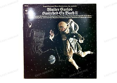 Walter Carlos - Switched-On Bach II NL LP 1973 /3