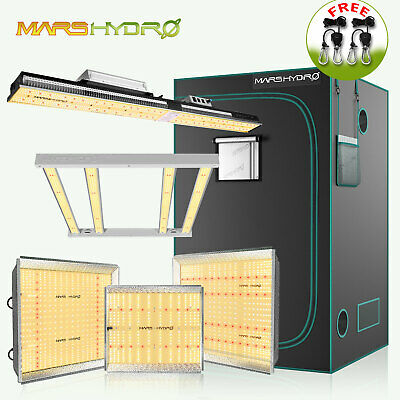 Mars Hydro 300W 400W 600W 900W Led Grow Light Veg Flower Full Spectrum Indoor