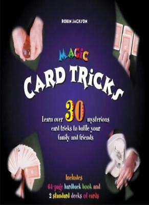 Magic Card Tricks,Robin Jackson