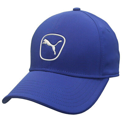 Puma Golf Tech Cat Patch Adjustable Hat,  Brand NEW