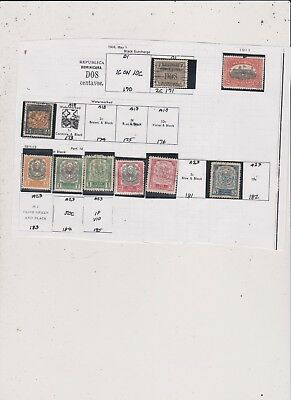 Dominican Republic  Stamps-Lot 3