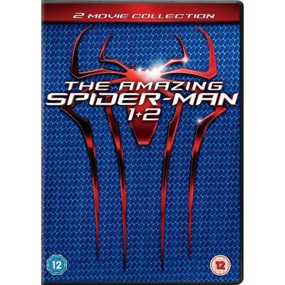 Amazing Spider-Man 1-2 DVD