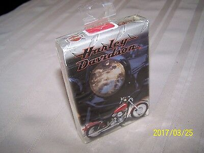 Harley Davidson Playing Cards 1 New Deck Of Playing Cards