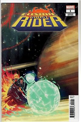 Marvel Comics COSMIC GHOST RIDER #1 HANS VARIANT COVER 1:25