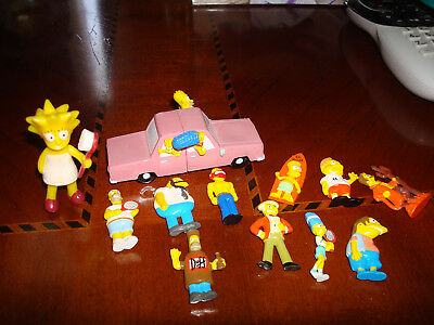 12 piece Simpsons lot from Argentina food something or other