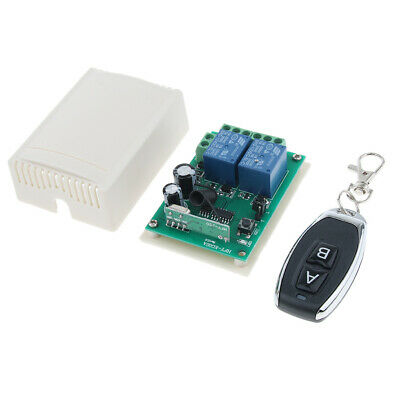 Compatiable Remote Control Gate Garage Door Opener Module Case 433MHz 532B