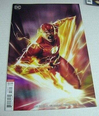 The Flash #48 Mattina Variant Cover B Dc Comics $3 Flat Rate Shipping!