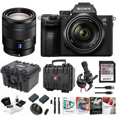 Sony α7 III Full Frame Mirrorless Camera with 28-70mm and 16-70mm f/4 Lens Kit