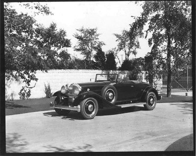 1932 Packard Eight Deluxe 903 Roadster Factory Photo oad2119