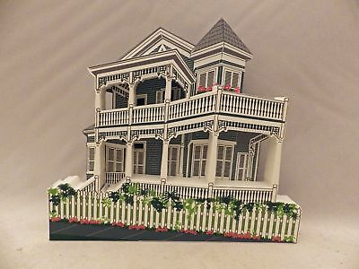 Shelia's Collectibles - George A. Roberts House - Victorian Springtime V - VST25
