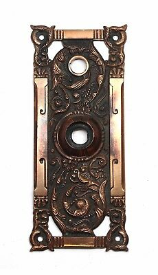 Antique Bronze Italian Renaissance Interior Plate