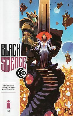 Black Science #22 (NM)`16 Remender/ Scalera