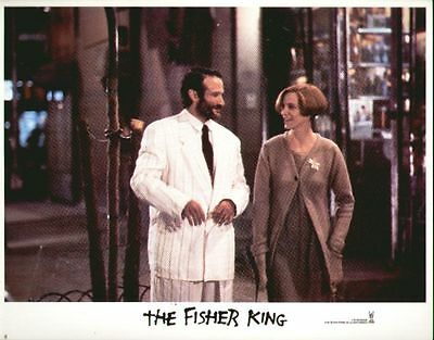 Fisher King, The 11x14 Lobby Card #8