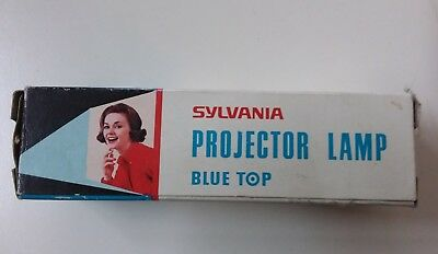 PROJECTOR LAMP SYLVANIA Made in JAPAN BXT SYL-186 12v 100w BA.155 BLUE TOP