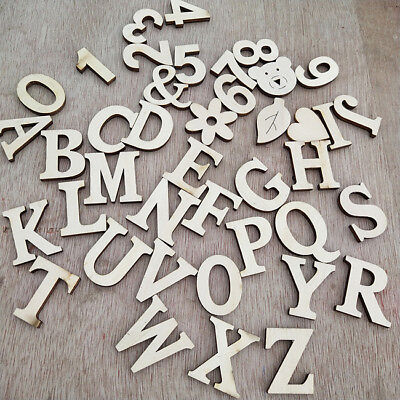 26 Alphabet Letters Wall Sticker Party Decor Hand Crafts Ornament DIY B