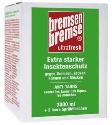 Bremsenbremse Ultrafresh 3000 ml Bag in Box