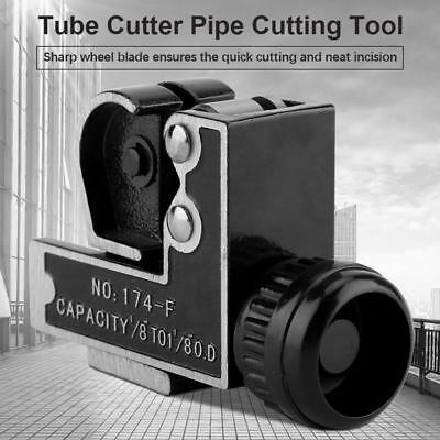 Mini Copper Tube Small Pipe Cutter Cutting Tool - 3mm To 28mm Cutting Capacity