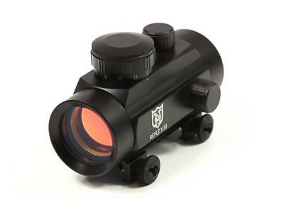 Nikko Stirling NRD30IM38 Red Dot Reflex Sight with 9-11mm Dovetail mounts