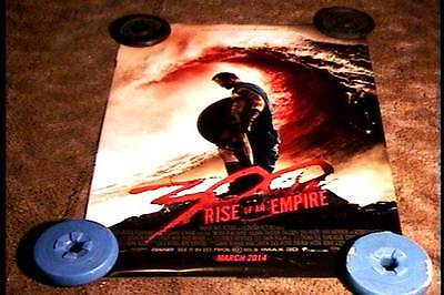"""300 Rise Of An Empire """"A"""" Ds Orig 27X40 Movie Poster"""