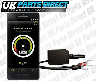 Battery Monitor using your Smart Phone or Tablet - Battery Guard