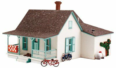 Woodland Scenics PF5206, N Scale Kit, Country Cottage