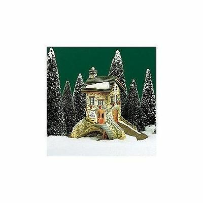 Dept 56 Dickens Snow Village  The Maltings 52335