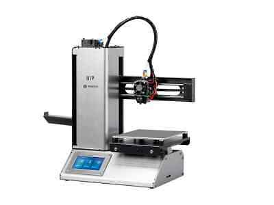 Monoprice Select Mini Pro 3D Printer - Aluminum Auto Level Heated Removable Bed