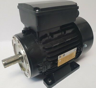 3HP 2.2kW 2800 RPM 240 Volt B14A Flanged/Foot Mount Industrial Electric Motor