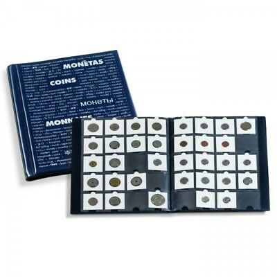 LIGHTHOUSE 345988 Album for coin holders with 10 sheets for 20 coin holders each