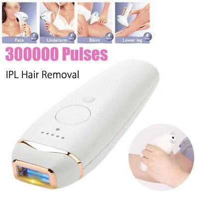 Pro Painless Laser IPL Permanent Hair Removal Machine Facial Body Leg Epilator