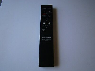 Panasonic VEQ0559 Genuine OEM Replacement Remote Control Unit