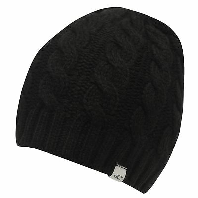 ONeill Womens Classic Beanie Pattern Winter Warm Knitted