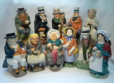 Wood & Sons Dickens Toby Jug Selection