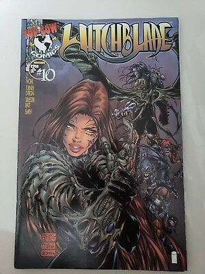 Witchblade #10 11 12 13 (1996) Michael Turner Art! 1St Appearance Of Darkness!