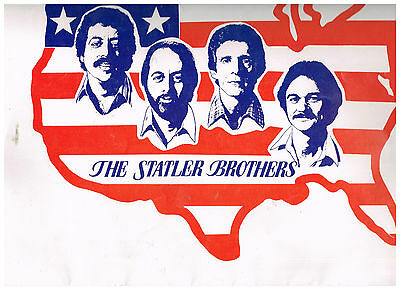 The Statler Brothers + Alabama, The American Farewell Tour 2003 Ltd Ed , 2 Books