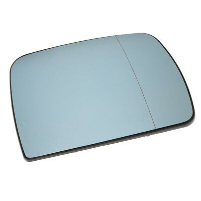 Left Heated Electric Wide Angle Wing Mirror Glass for FORD KA mk2 2008-2016