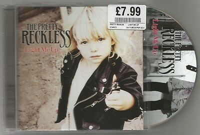 THE PRETTY RECKLESS Light Me Up CD Album A+++++++++++++++++++++++++++++CONDITION