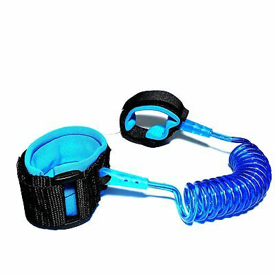 3 Sprouts CHILD SAFETY Anti Lost  WRIST HARNESS ** Blue Velcro