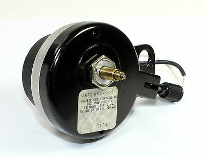 LUX ELECTRIC CLOCK MOTOR- FOR PARTS or REPAIR - BX806