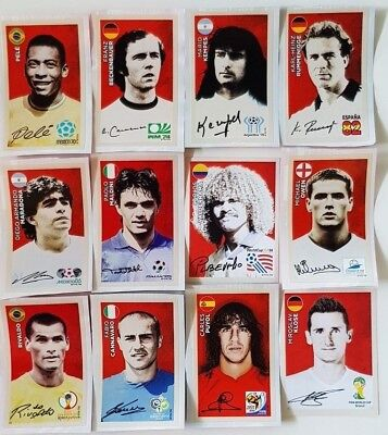Panini World Cup 2018, Coca Cola & Mc Donalds sticker, C1-C12, Austria Edition