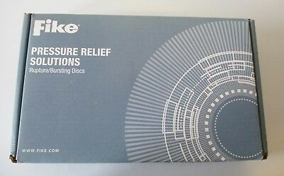 "FIKE RUPTURE DISC -SIZE 6"" - P/N: 460086 - PRESSURE: 180.00 PSIG@ 280 Degrees F"