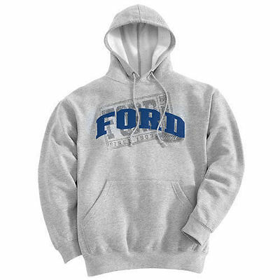 New Men's Ford Motor Company Since 1903 Size Medium Hooded Sweatshirt Hoodie!