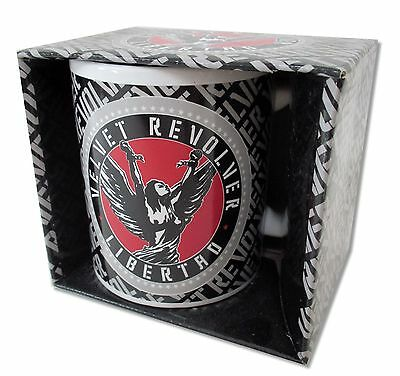 Velvet Revolver Libertad Logo Ceramic Coffee Mug Cup New Official