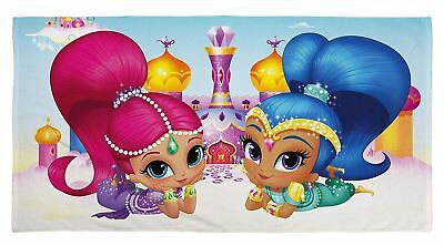 Shimmer and Shine Dreams Beach Towel