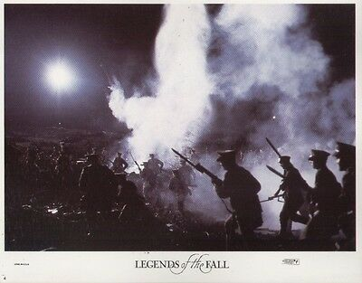 Legends of the Fall 11x14 Lobby Card #4